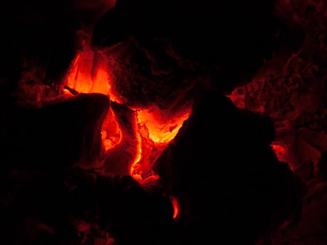 焚き木(たきぎ)の写真(フリー素材)