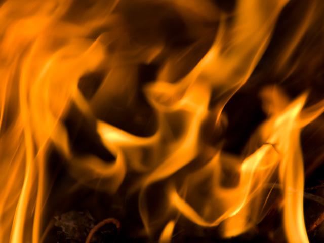 炎(ほのお)の写真(フリー素材)