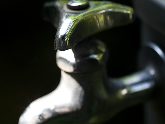 蛇口(じゃぐち)の写真(フリー素材)