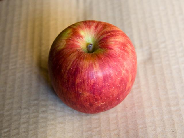 リンゴの写真(フリー素材)