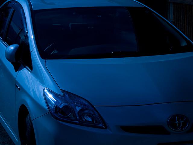 Prius(プリウス)の写真(フリー素材)