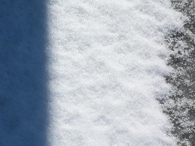雪の写真(フリー素材)