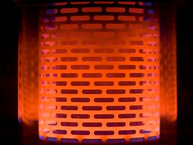 灯油ストーブの写真(フリー素材)