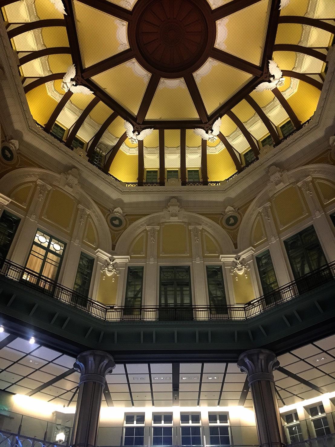 東京駅の写真(フリー素材)